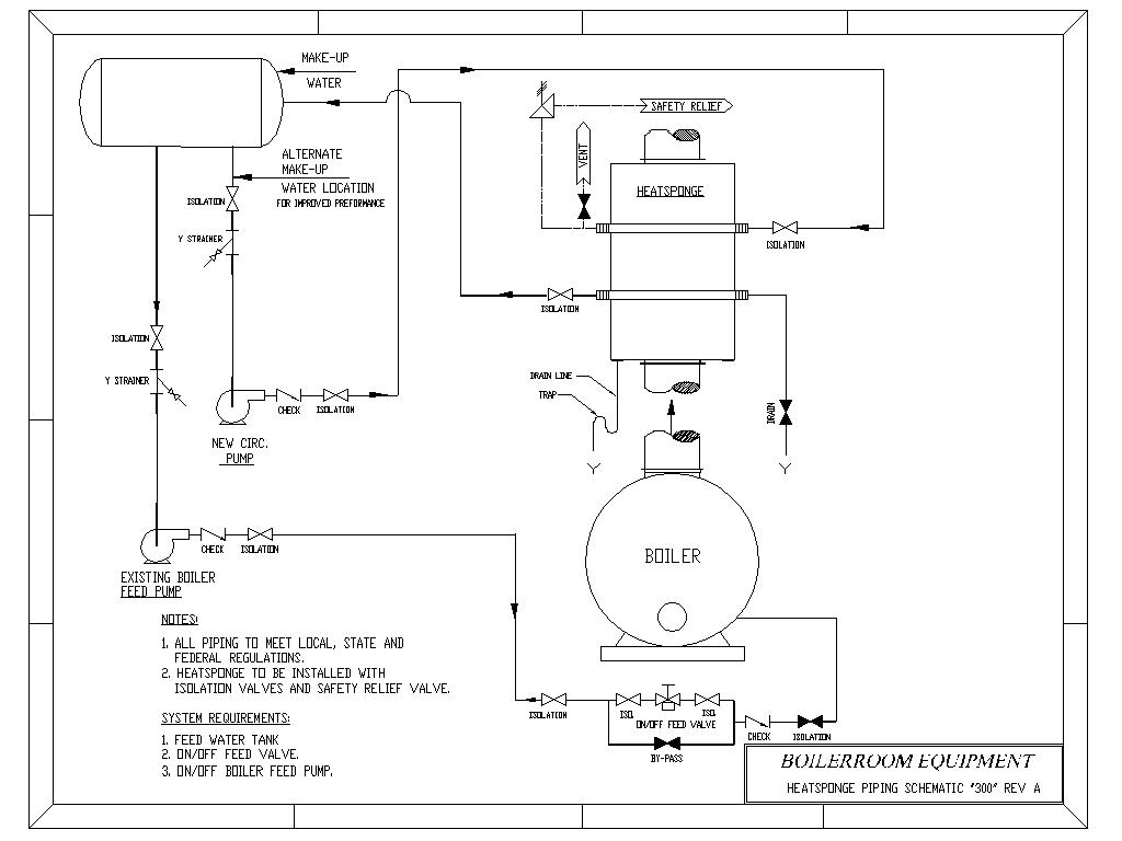 Piping Diagram For Boilers | Wiring Diagram on